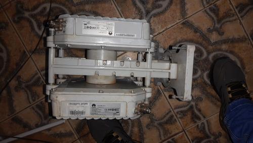 Rádio Enlace Digital Huawei 1+0 480mbps Antenas De 1.20cm Original