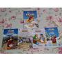 5 Livros Infantis Club Penguin