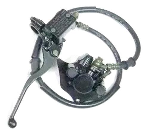 Sistema Freio Dianteiro Cg Fan Titan Ml 125-150cc Ano 04/08 Original