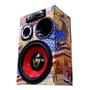 Caixa Ativa Radio Bluetooth Usb Residencial Modulo Taramps