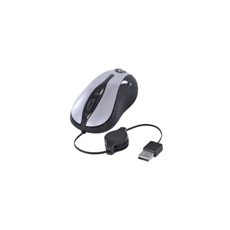 Mouse Vinik MR40 USB 800 DPI Preto/Cinza
