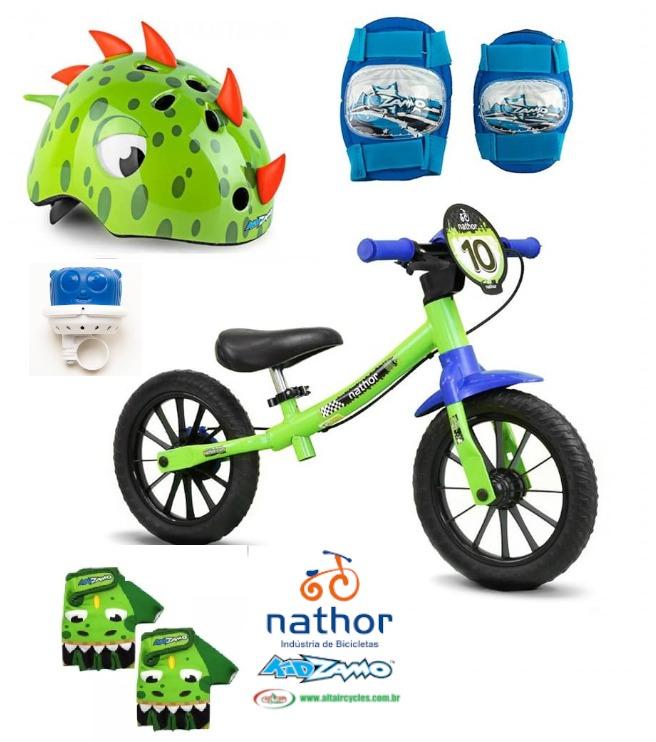 Bicicleta Kit Dino Aro 12