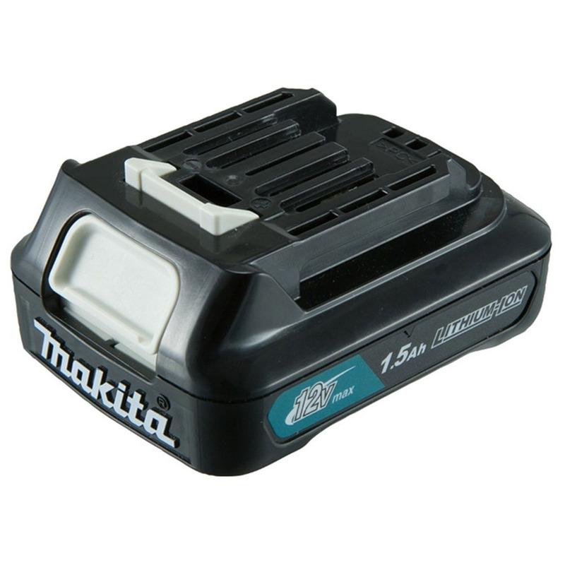 Cortadora de Vidro Bateria 12V CXT com 02 Baterias de 1,5AH CC301DWYE Makita
