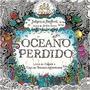 Oceano Perdido Livro Colorir Aventura Submarina Frete 8