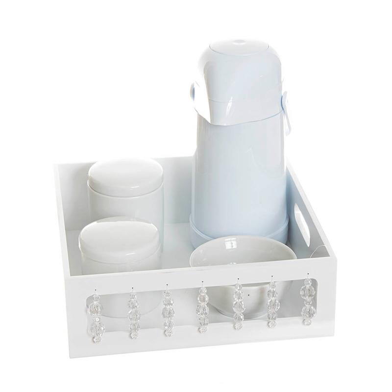 Kit Higiene Pedra Transparente