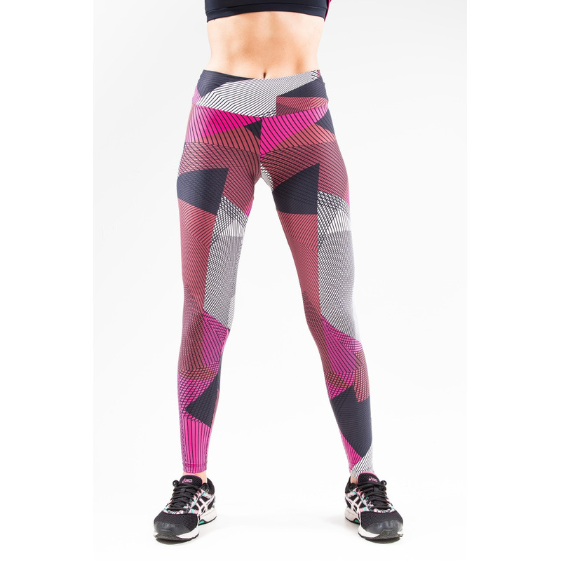 Legging Estampada Light Tela Geometrica