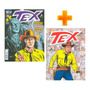 Hq Tex Coleção Nº 400 Com Encarte Colorido
