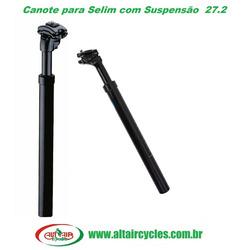 Canote com suspensão 27.2mm