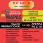 Kit Gold Mapas Mentais Direito Para Concursos Públicos