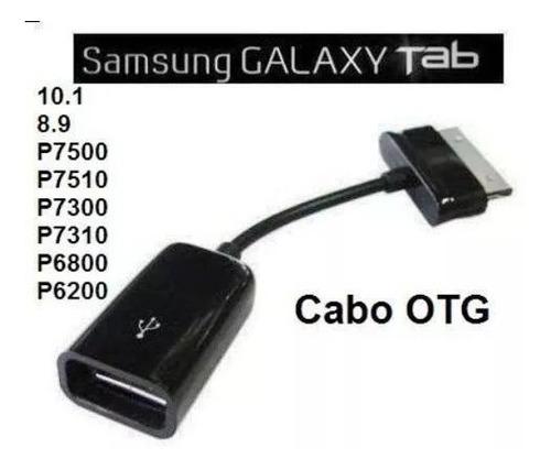 Cabo Otg Host Galaxy Tab  Note 10.1 Gt N8000 Original