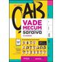 Vade Mecum Saraiva Oab E Concursos 19° Edição 2019