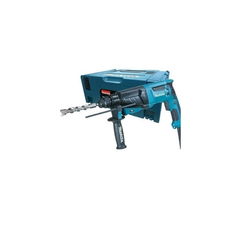 Martelete Combinado 26mm 830W + Maleta para Transporte - HR2630J - Makita