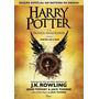 Livro Harry Potter E A Criança Amaldiçoada Livro Capa Dura