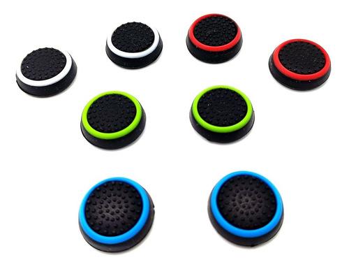 2-pares De Grips Para Controle Do Xbox One E  Ps4 Original