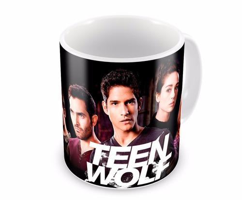 Caneca de Porcelana Teen Wolf