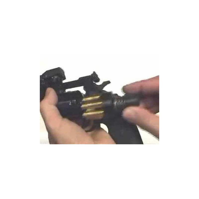 Jet Loader Para Revolver 6 Tiros