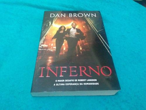 Livro, Inferno, Dan Brown Original