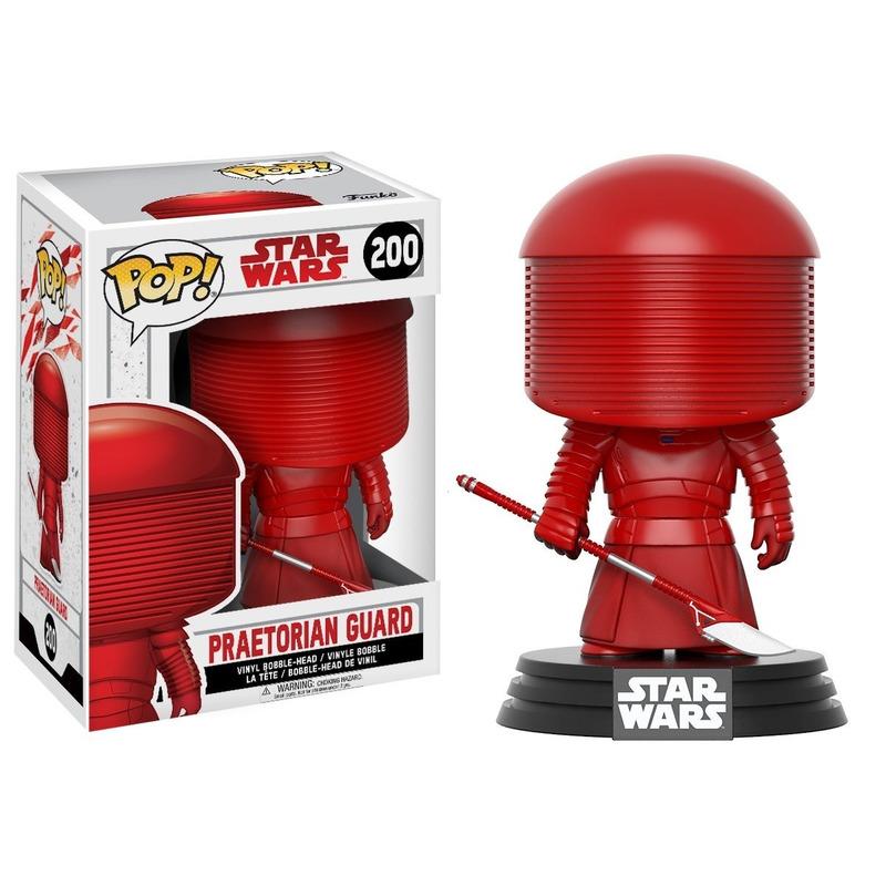 Praetorian Guard Pop Funko - Os Últimos Jedi - Star Wars