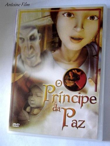 O Principe Da Paz Dvd  Novo  Lacrado Dublado Original
