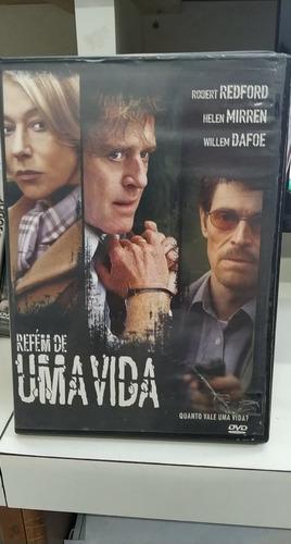Refém De Uma Vida -dvd Original