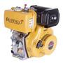 Motor Diesel Estacionário Buffalo 10cv Plus Partida Elétrica