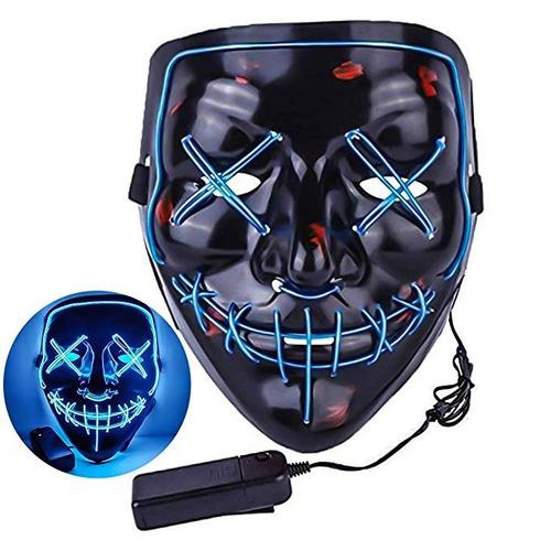 Máscara Led Neon