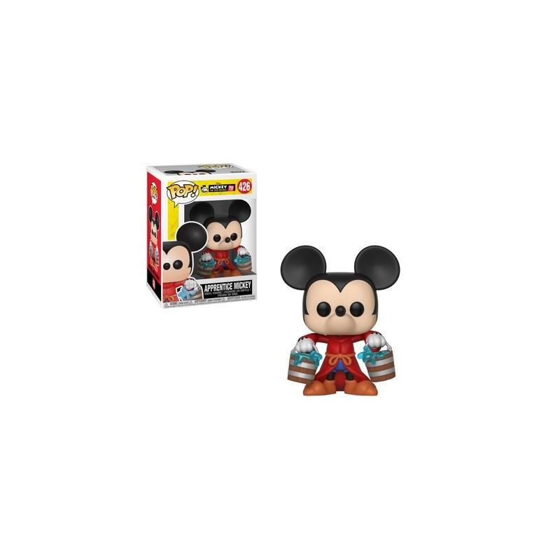 Apprentice Mickey Pop Funko #426 - 90th Anniversary - Disney