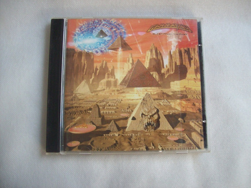 Cd Gamma Ray - Blast From The Past - Duplo Original