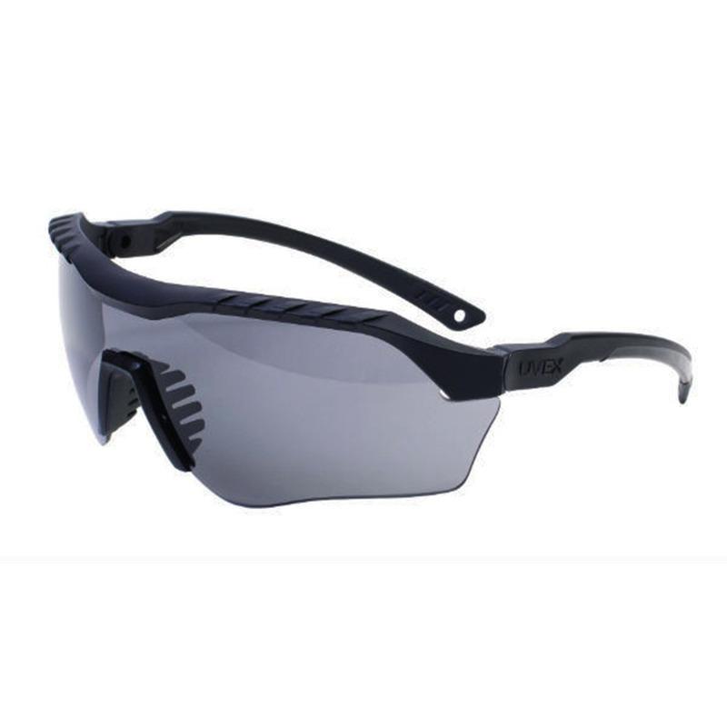 e2b58d84ec74c Óculos de Proteção Uvex Militar Cinza Preto Honeywell Original S0851D