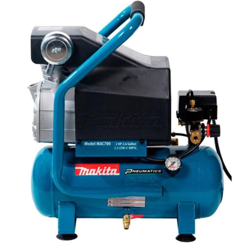 Compressor de ar 2HP com 1 Saída-Makita