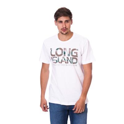 Camiseta Long Island Authentic Branca