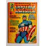 Almanaque Do Capitão América N.º 29 Editora Abril Ano 1