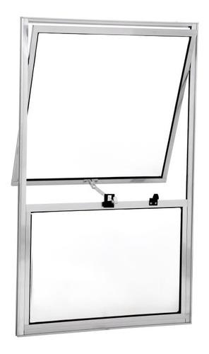 Vitro Maxim-ar Com 1 Seção Fixa 1,00x0,60 Alumínio Branco Original