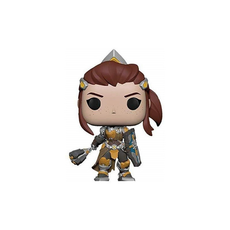 Brigitte Pop Funko #496 - Overwatch - Games