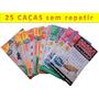 Kit 25 Revistas Caça Palavras (sem Repetições)