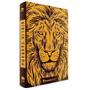 Bíblia Nvi Jesuscopy Leão Luxo Capa Flexível Lançamento