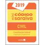 Minicódigo Civil E Constituição Federal 25ª Ed. 2019
