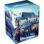 Livro Box Coleção Completa Harry Potter 7 Volumes Lacrado