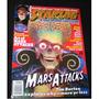 Marte Ataca Tim Burton Magazine Sci Fi Starlog Do Filme 1997