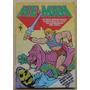 He man Nº 6! Editora Abril Jun 1986