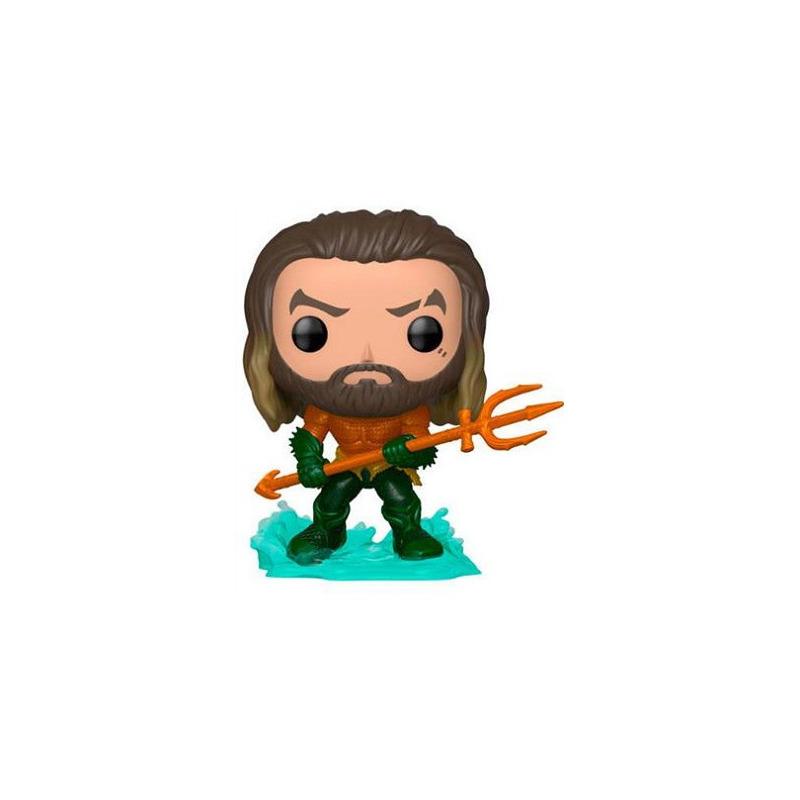 Aquaman Pop Funko #245 - Arthur Curry on Hero Suit - DC