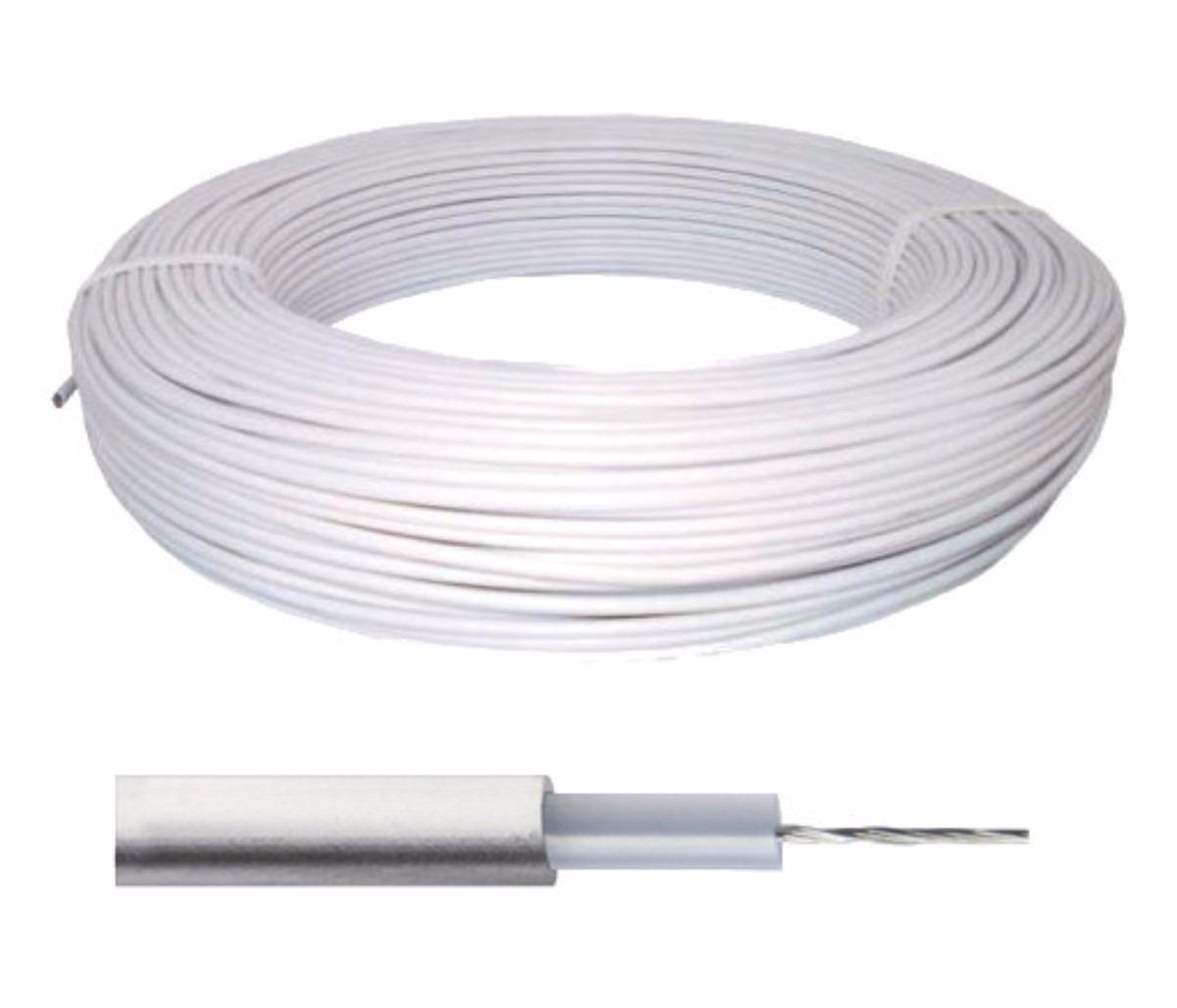 Fio alta tensão 5 mm (Caixa c/ 100m)