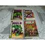 Hq Essential The Incredible Hulk 2 3 4 Importadas P&b
