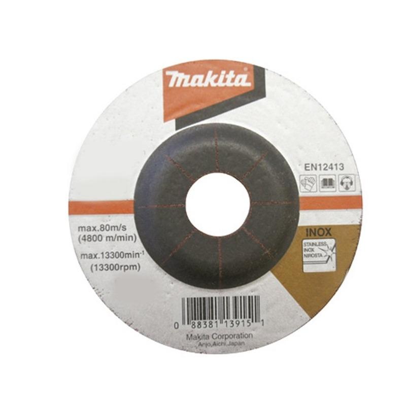 Disco de Desbaste 125 mm - B-23282 - Makita