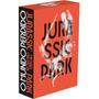 Box Jurassic Park Edição De 25 Anos 2 Volumes Mundo Perdido