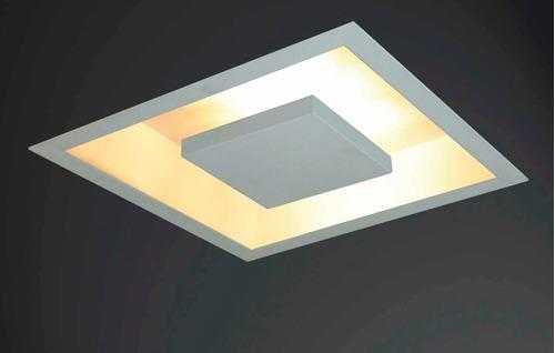 Plafon De Embutir Luz Indireta 35x35
