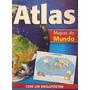 Livro Atlas Mapas Do Mundo