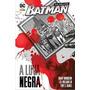 Hq Batman A Luva Negra Capa Dura