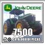 Catálogo De Peças Trator John Deere 7500