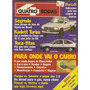 Revista Quatro Rodas Nº05 Maio 1990 para Onde Vai O Carro